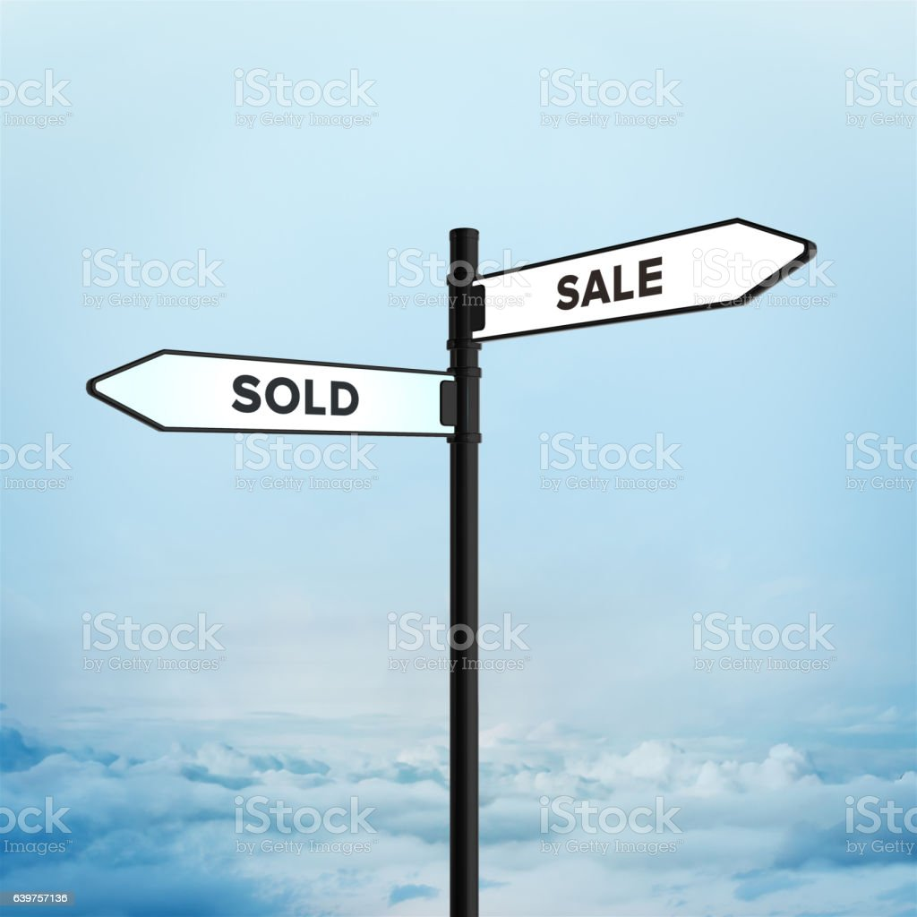 road sign signpost clipping path stock vector art more images of