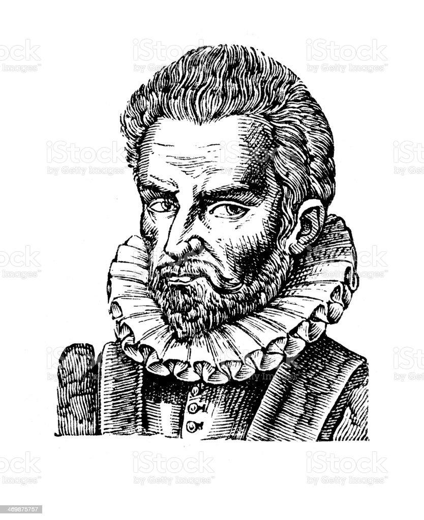 Robert Garnier royalty-free robert garnier stock vector art & more images of 16th century