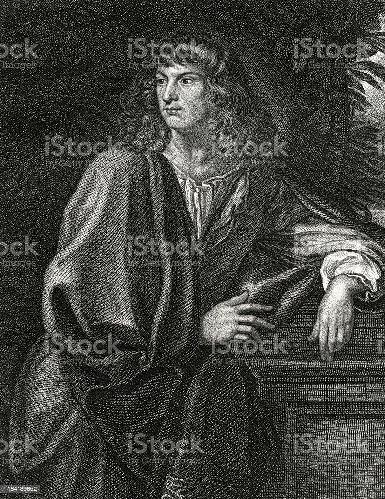 ロバートスペンサー伯爵サンダーランド - 18世紀のスタイルのベクター ...
