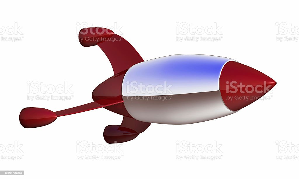 Rocket royalty-free rocket stock vector art & more images of chrome