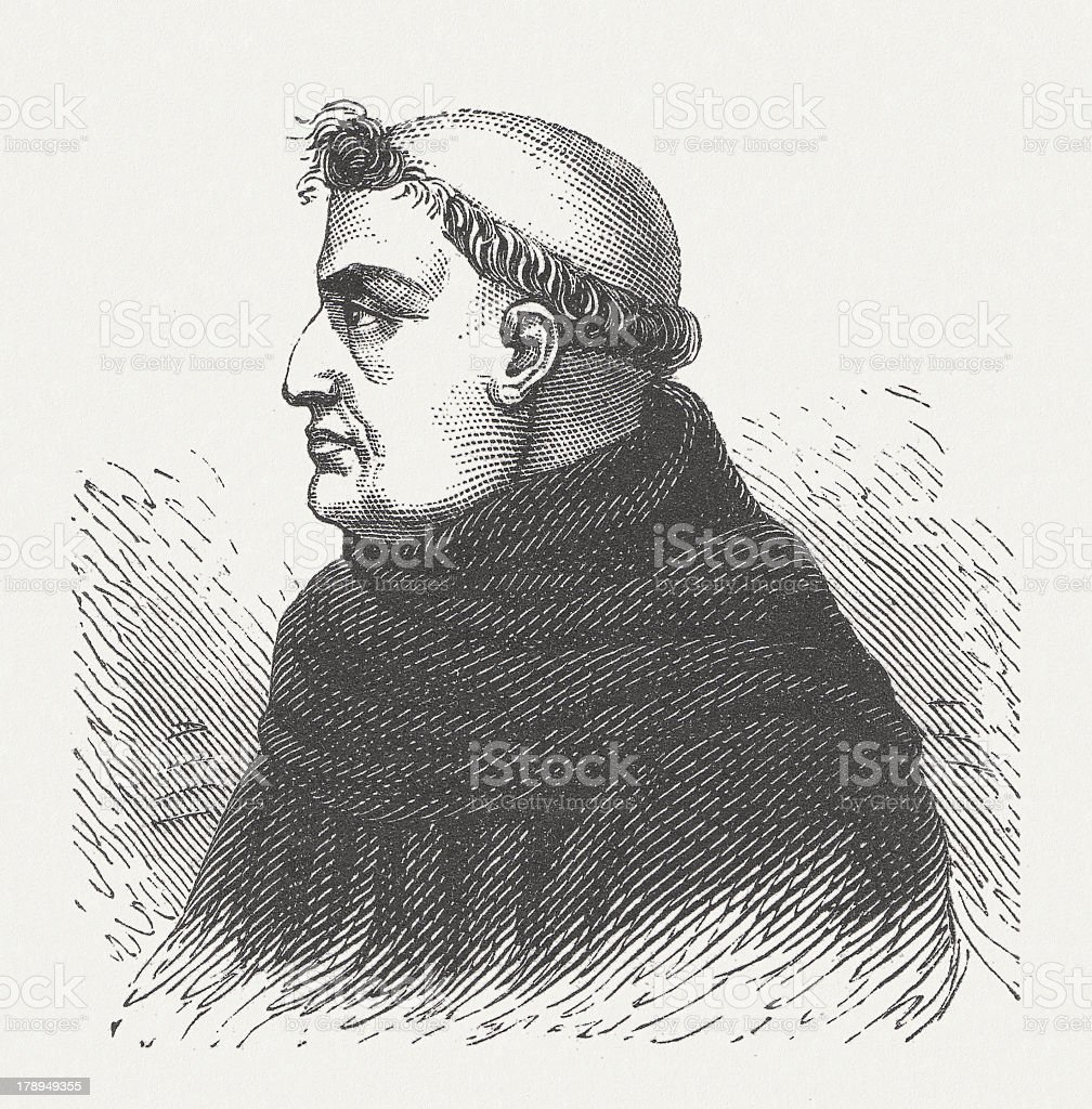 Roger Bacon (1214-1292/94), English philosopher and Franciscan, published 1876 royalty-free roger bacon english philosopher and franciscan published 1876 stock vector art & more images of british culture