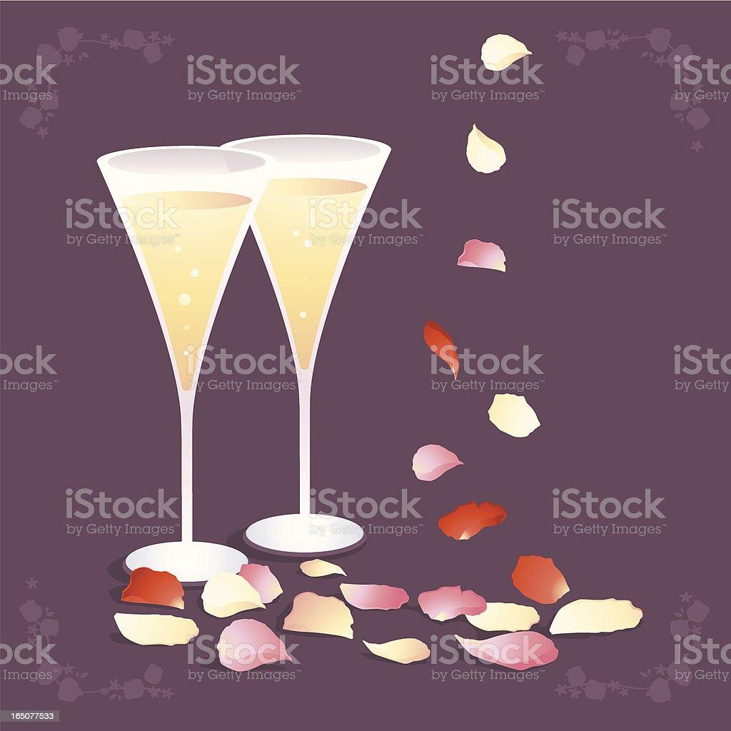 romantic celebration royalty-free romantic celebration stock vector art & more images of alcohol