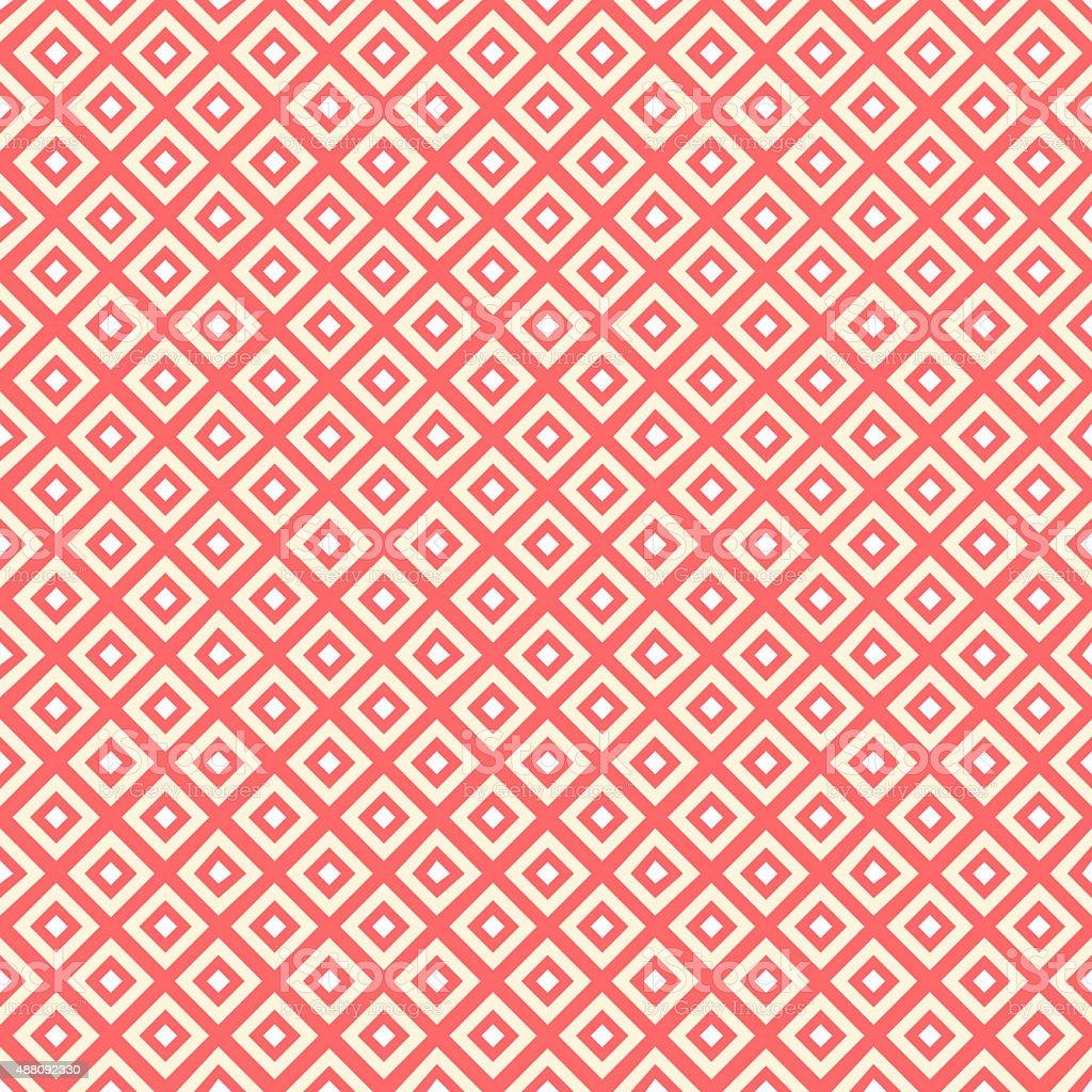 Romantic  seamless pattern vector art illustration