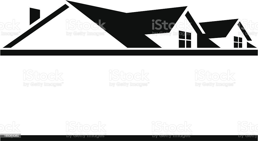 Royalty Free Roofing Clip Art Vector Images