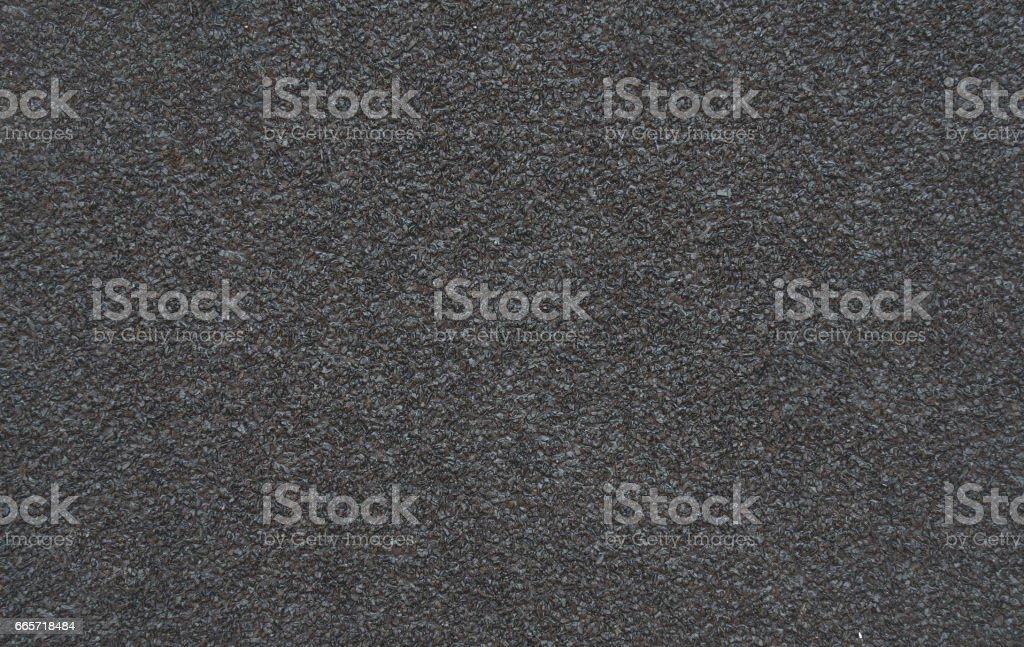 Rough Grain Sand Paper Texture Black Stock Vector Art & More