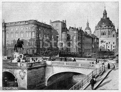 istock Royal castle in Berlin Germany 1900 1270412800