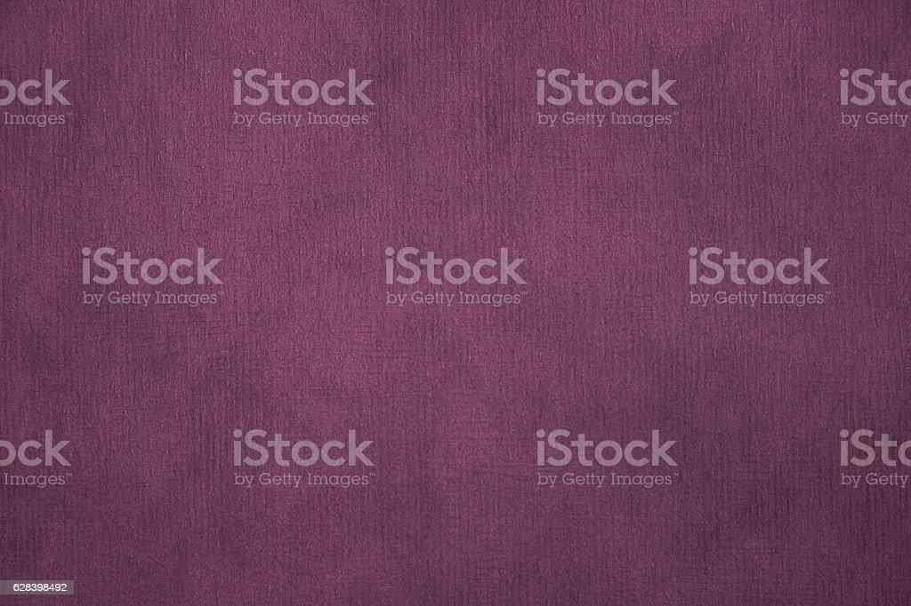 Rugged wrinkled violet purple paper background vector art illustration