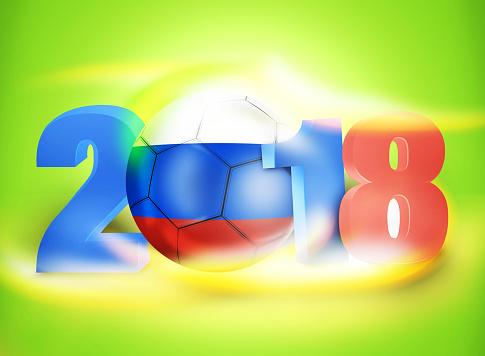 2018 Russia Football Soccer