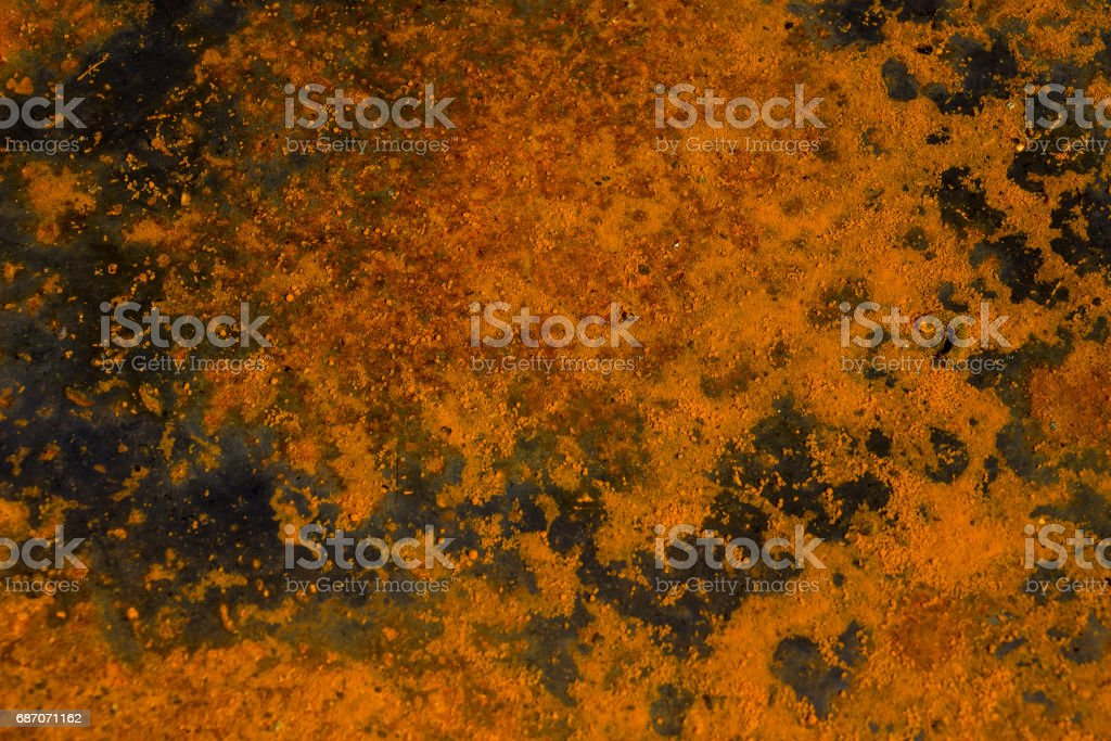 Rust texture for background vector art illustration