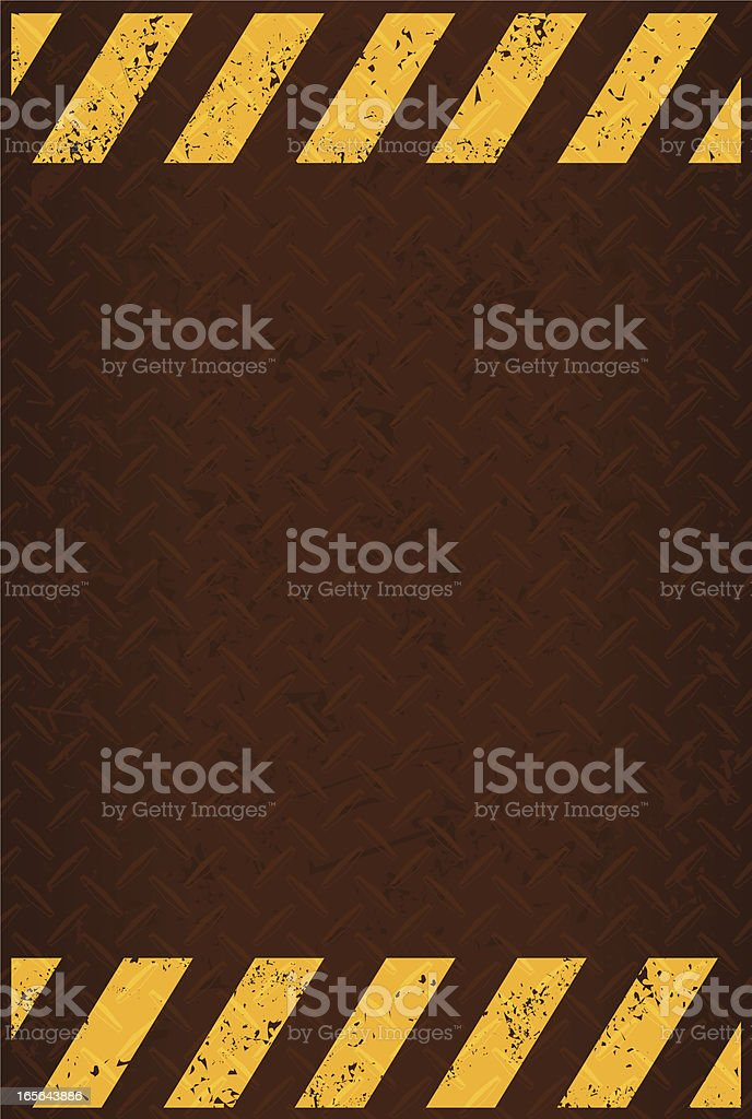 rusted industrial royalty-free stock vector art