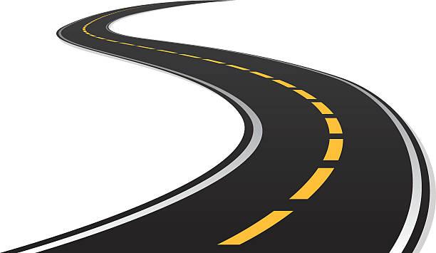 Road Clip Art, Vector Images & Illustrations - iStock