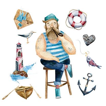 sailor fisherman