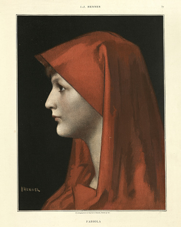 Saint Fabiola, Patron of Divorced people, difficult marriages, victims of abuse
