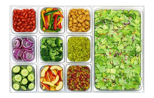 Salad Bins