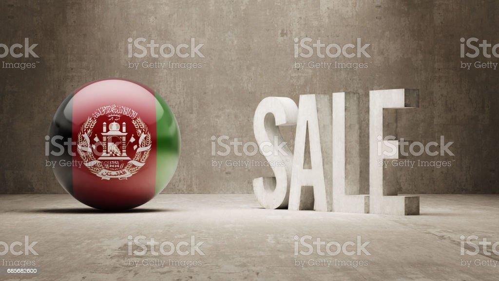 Verkauf-Konzept  Lizenzfreies verkaufkonzept stock vektor art und mehr bilder von afghanische flagge