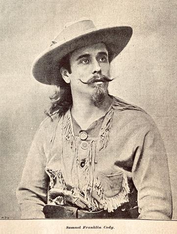 Samuel Franklin Cody, American Wild West show performer, 1867-1913