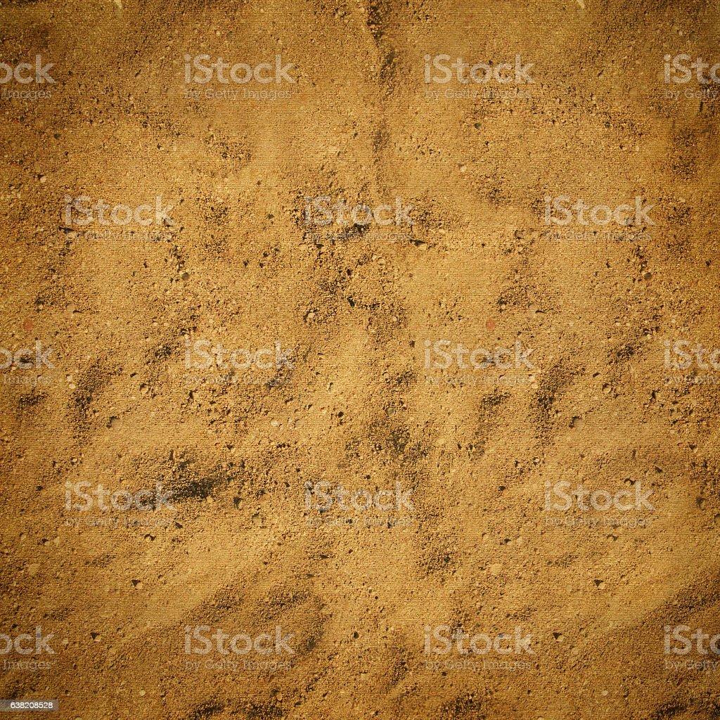 Textura de fondo de arena - ilustración de arte vectorial