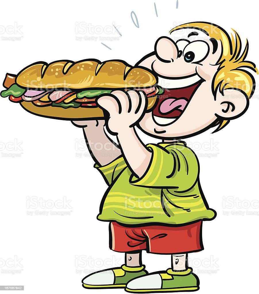 sandwich stock vector art   more images of adult 167587842 istock sub sandwich clipart free sub sandwich clip art images