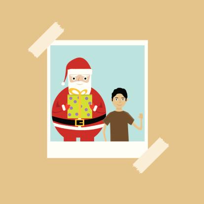 Santa Claus And Me