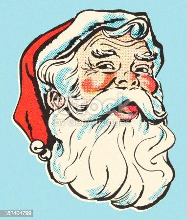 istock Santa Claus 152404799