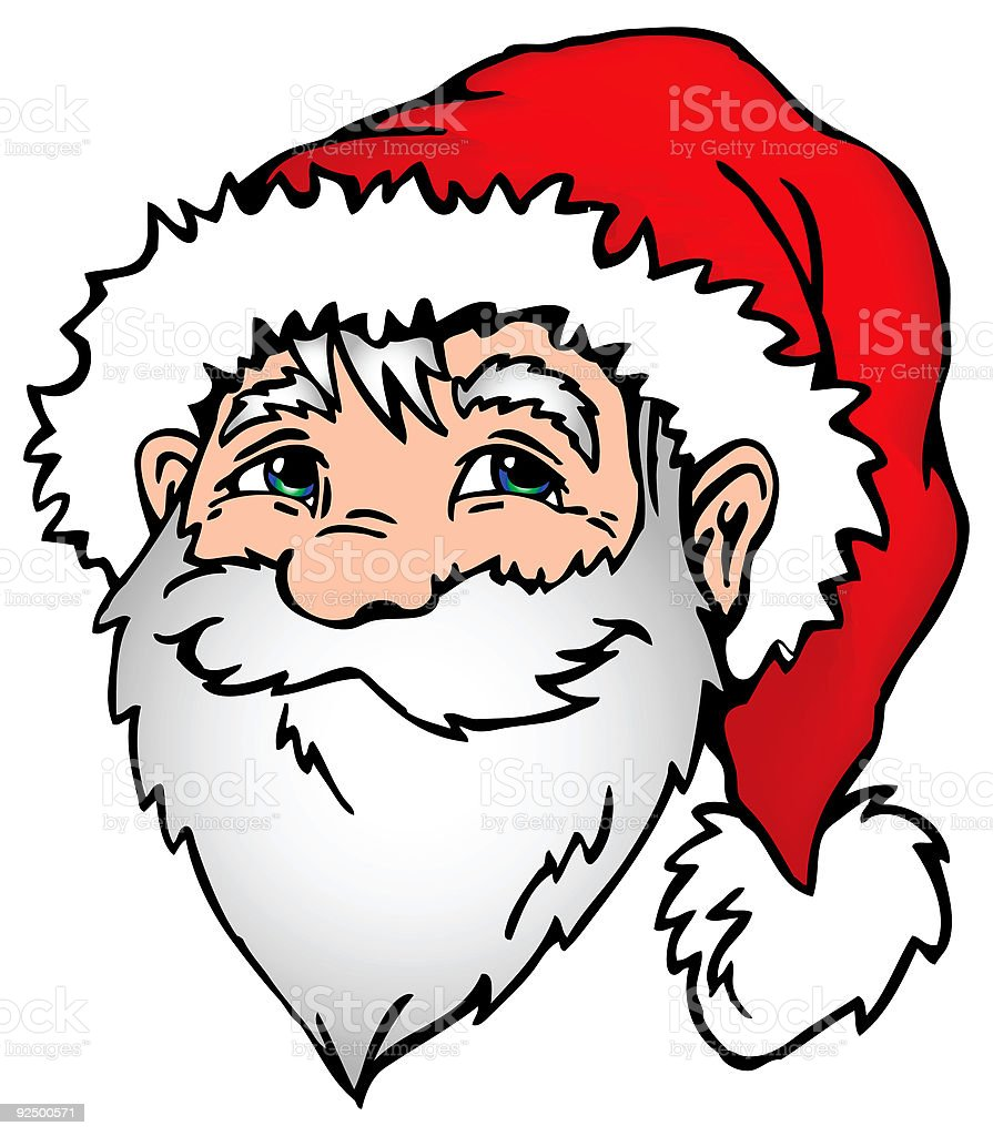 Santa Claus royalty-free santa claus stock vector art & more images of art