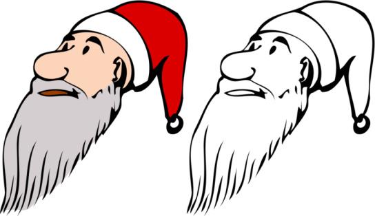 Santa Stock Illustration - Download Image Now
