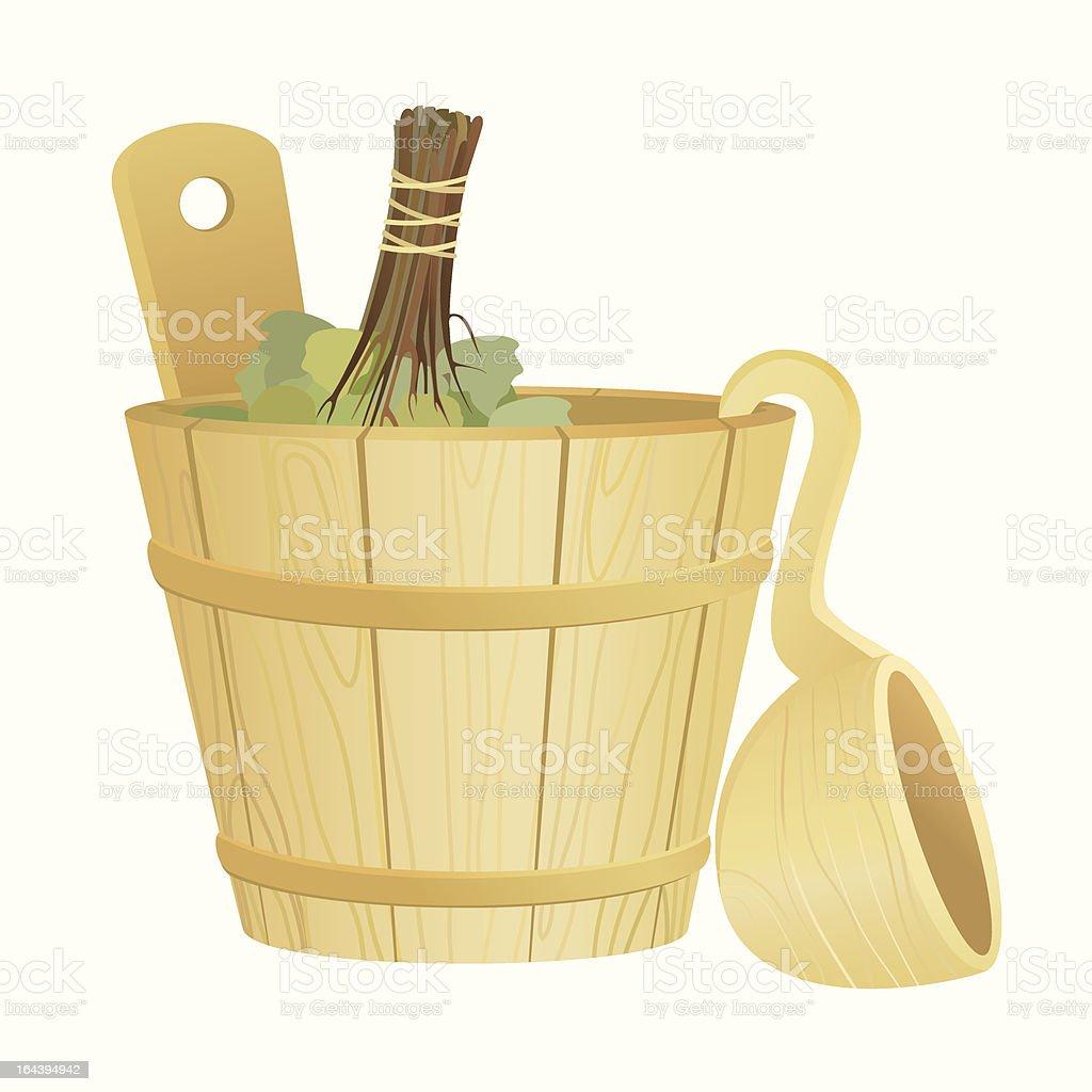 Sauna equipment royalty-free sauna equipment stock vector art & more images of activity