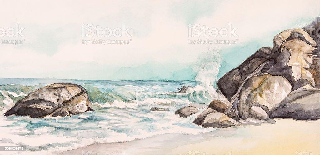 Sayulita, bord de mer, de vacance d