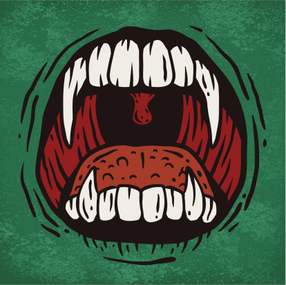 Scary Mouth