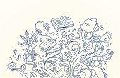 istock School Doodles 165805020