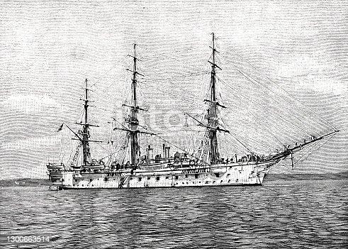 istock School sailing ship Charlotte, Enter auf 1300663514