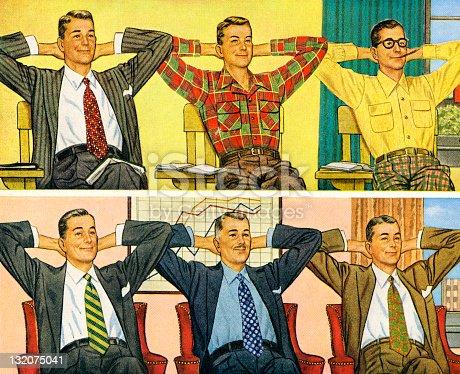 Schoolmates to Businessmen