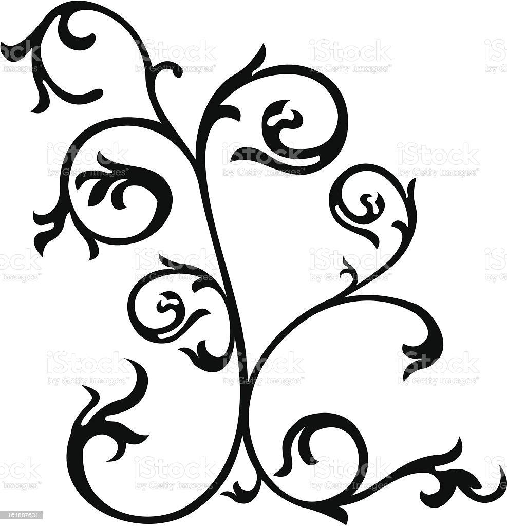 Scroll, cartouche, decor, vector royalty-free scroll cartouche decor vector stock vector art & more images of abstract