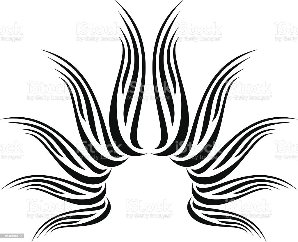scroll design royalty-free scroll design stock vector art & more images of angle