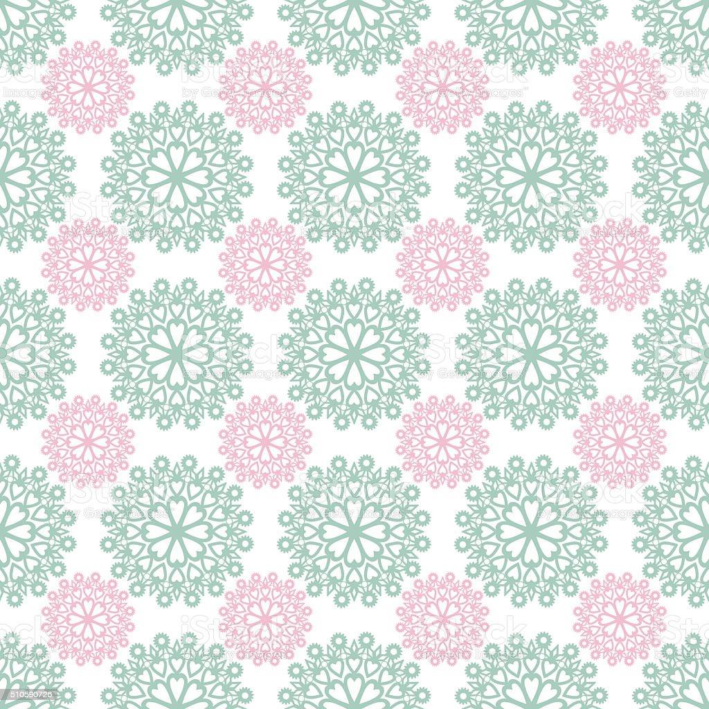 Ilustración de Árabe Decorativa Sin Costura Patrón Textura De Fondo ...