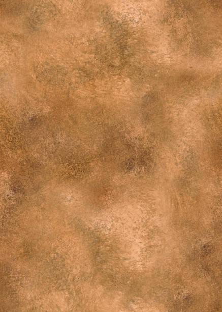 stockillustraties, clipart, cartoons en iconen met naadloze achtergrond textuur van suède. brown. aquarel techniek. - bruin