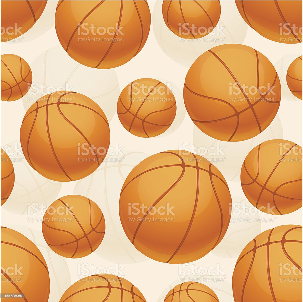 Seamless basketball pattern royalty-free seamless basketball pattern stock vector art & more images of backgrounds