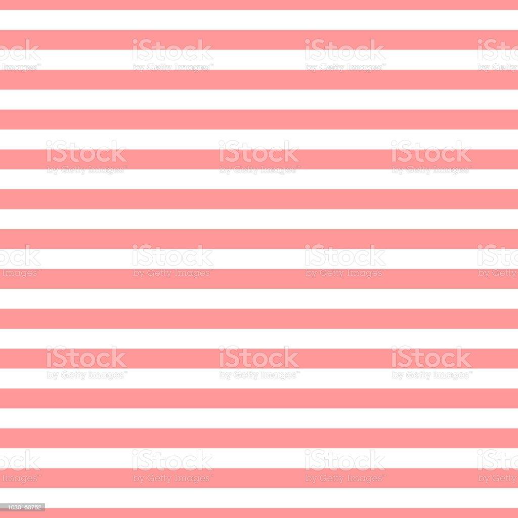 Bande Horizontale Transparente Motif Rose Et Blanc Conception Pour