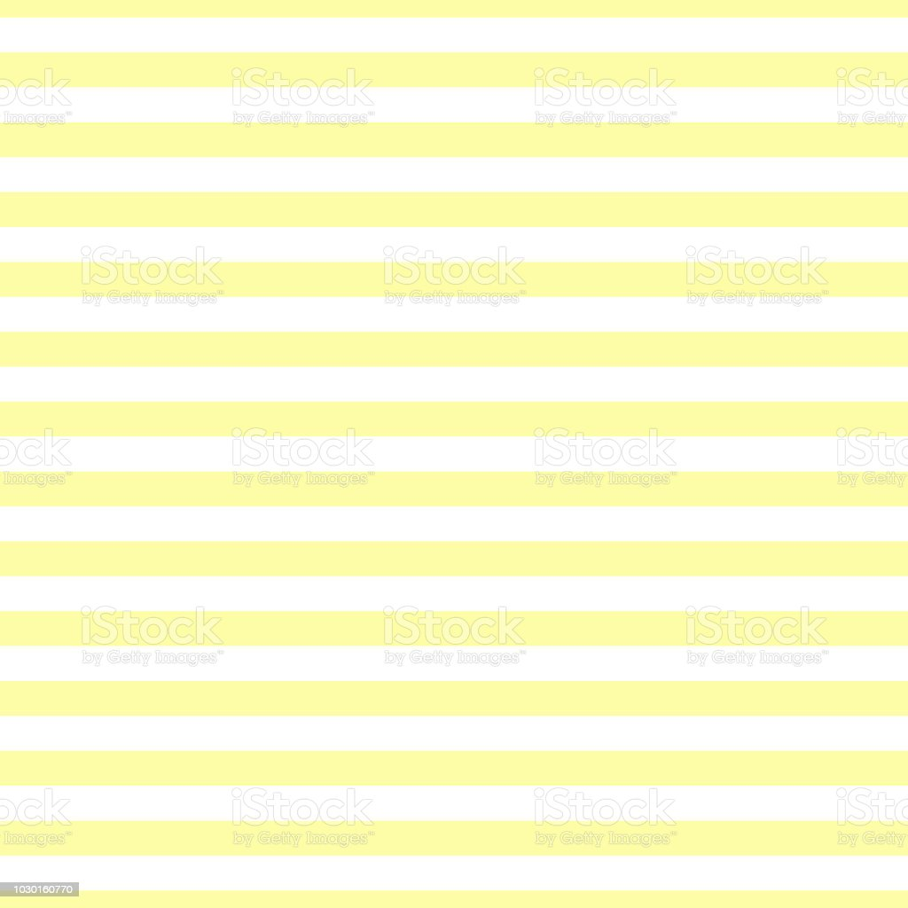 Bande Horizontale Transparente Motif Jaune Et Blanc Conception Pour