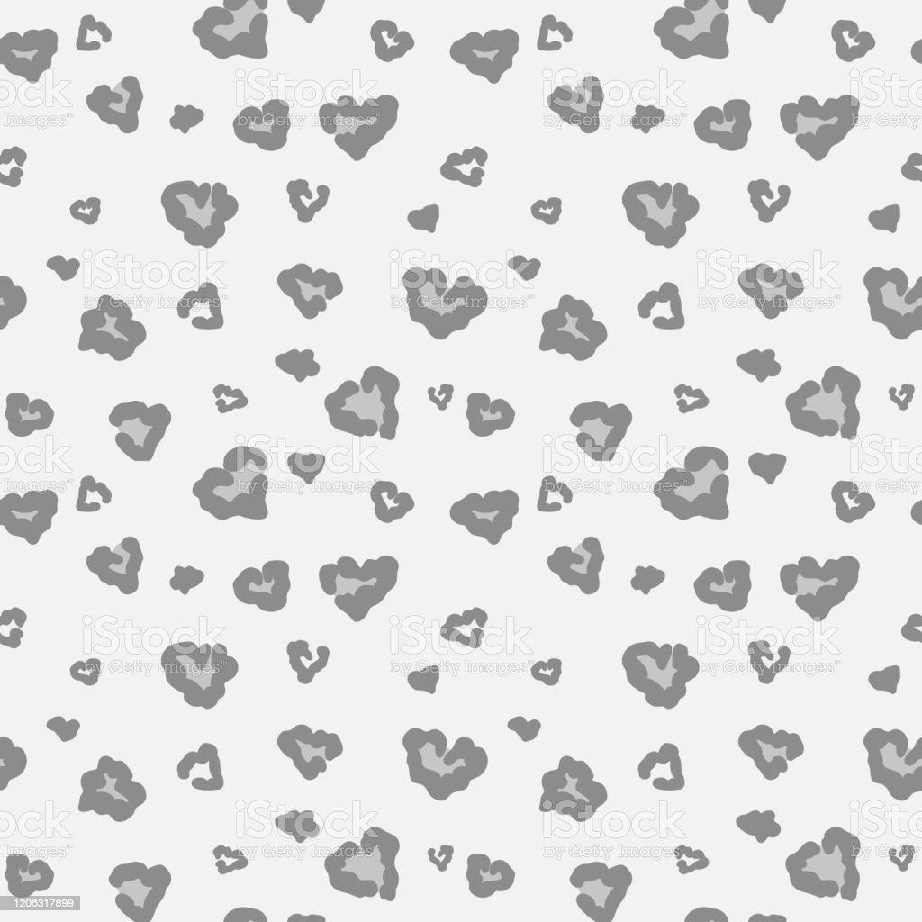 ハート型の斑点から作られたシームレスなヒョウ柄バレンタインデーのための生地ラッピング壁紙のためのかわいいデザイン アニマルプリントのベクターアート素材や画像を多数ご用意 Istock