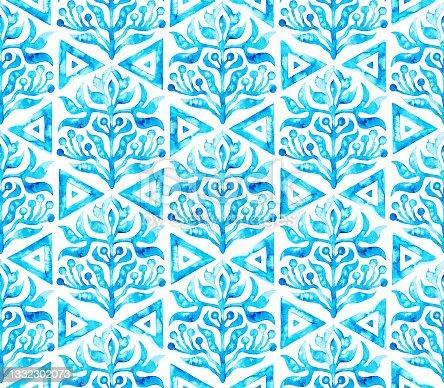 istock Seamless moroccan pattern. 1332302073