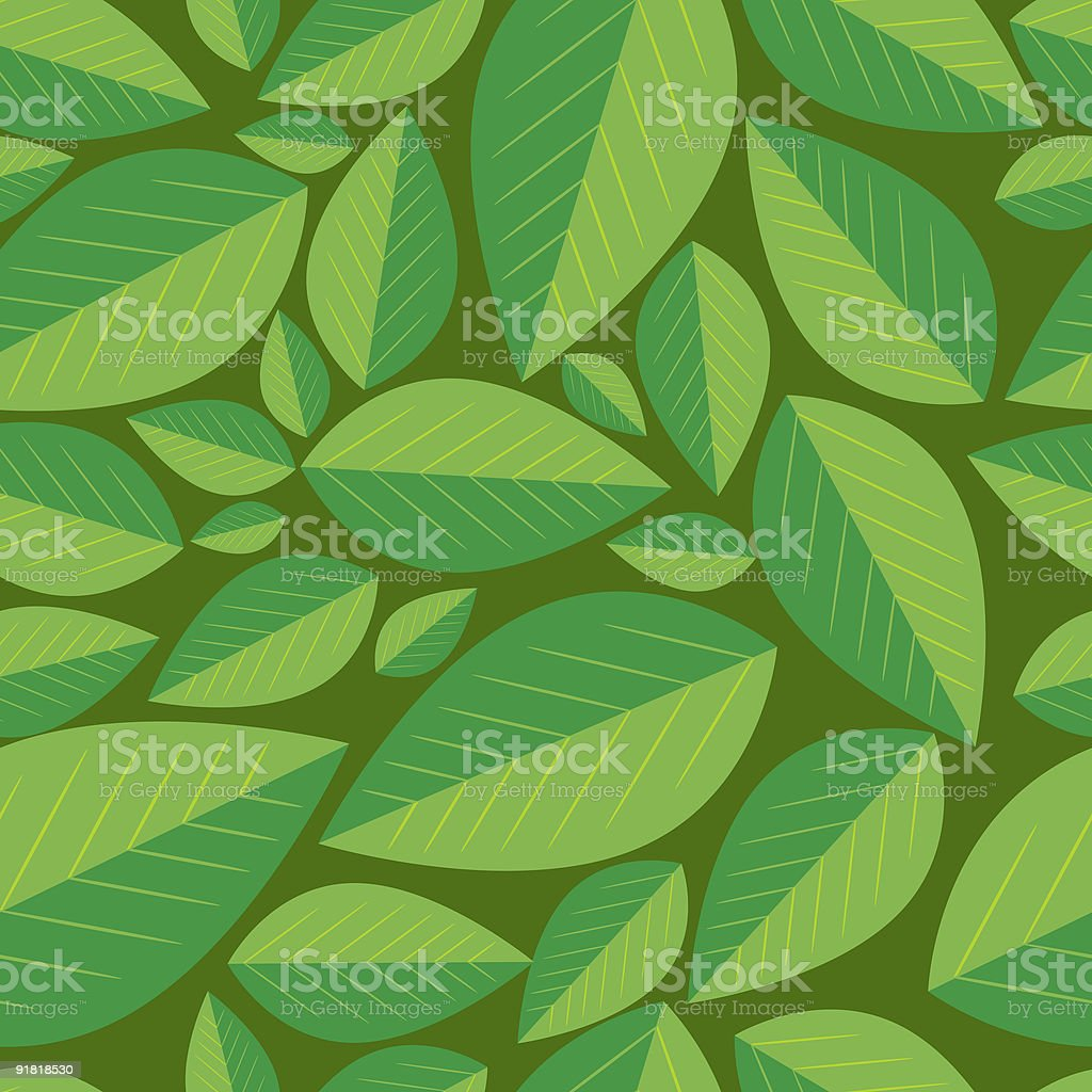Seamless natural pattern royalty-free stock vector art