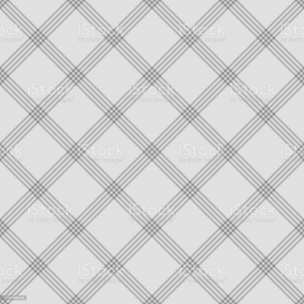 シームレスなチェック柄パターン壁紙ファブリック織物ラッピングのためのシンプルなデザイン イラストレーションのベクターアート素材や画像を多数ご用意 Istock