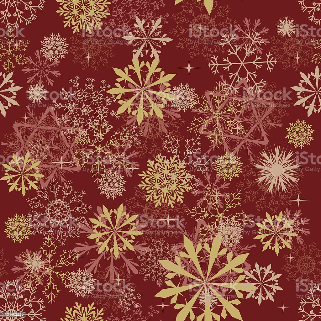 seamless snowflakes background royalty-free seamless snowflakes background stock vector art & more images of abstract