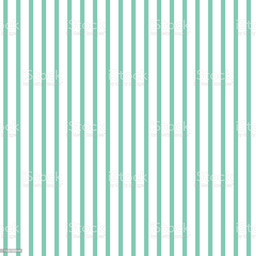 Seamless Stripe Pattern Blue And White Design For Wallpaper Fabric