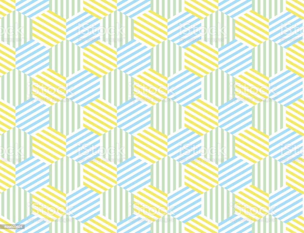 Download Yellow And Blue Striped Wallpaper Gallery: Seamless Striped Pattern The Yellow And Blue Summer