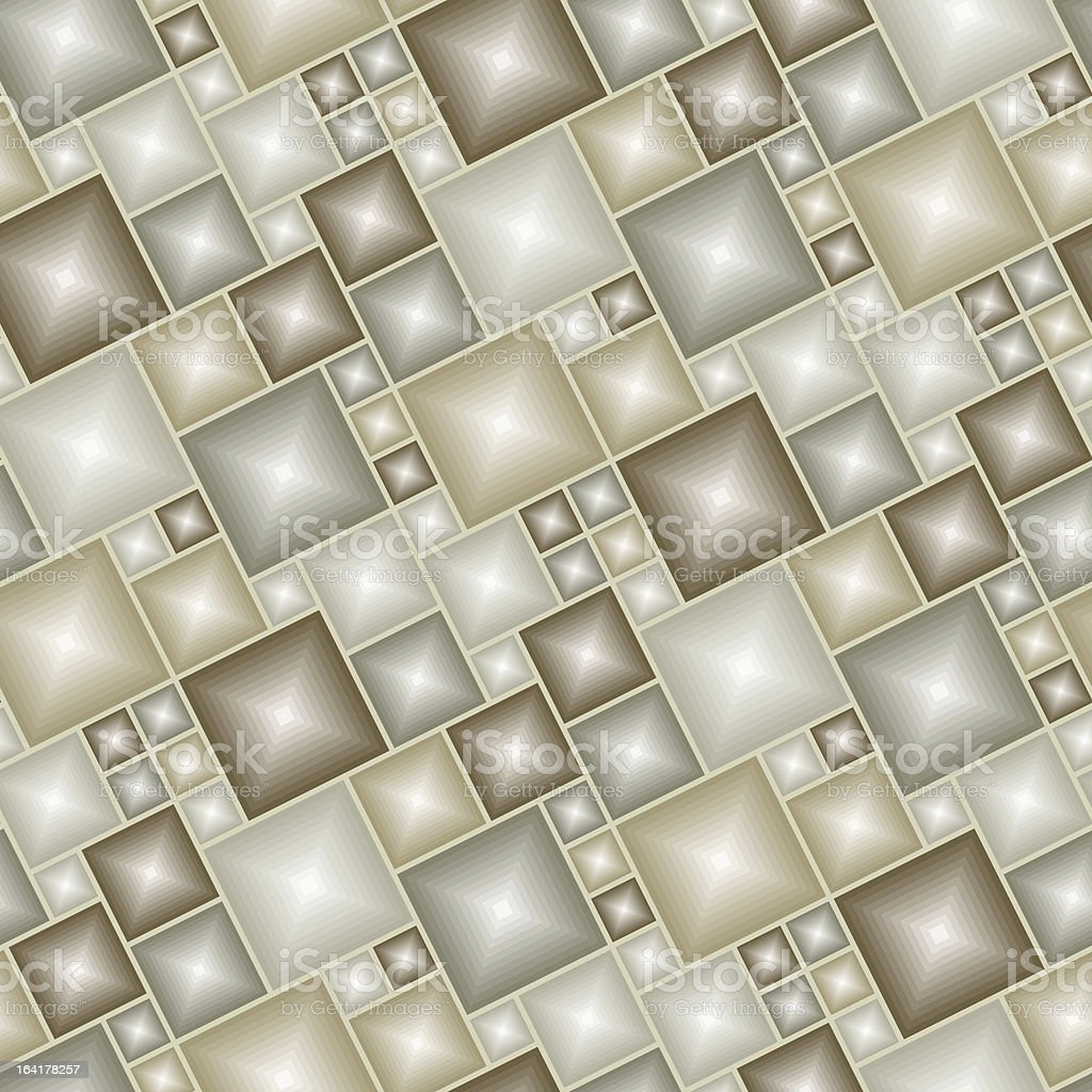 Seamless tile pattern royalty-free stock vector art