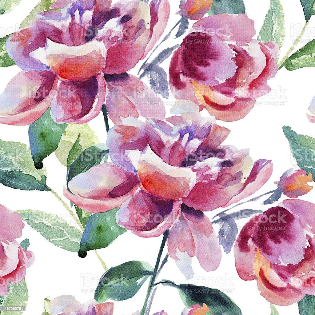 Properprintables Colorful Peonies Wallpaper Download