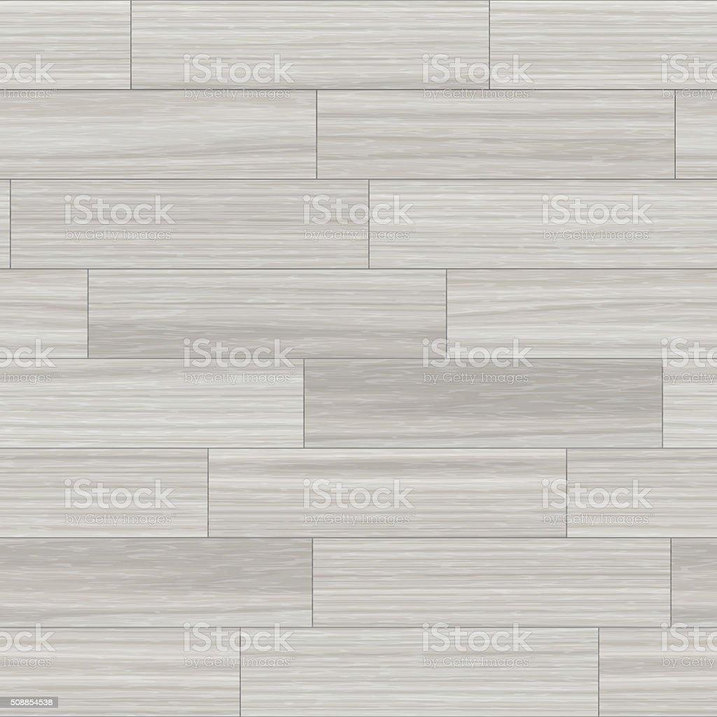 Seamless wood parquet texture illustration vector art illustration