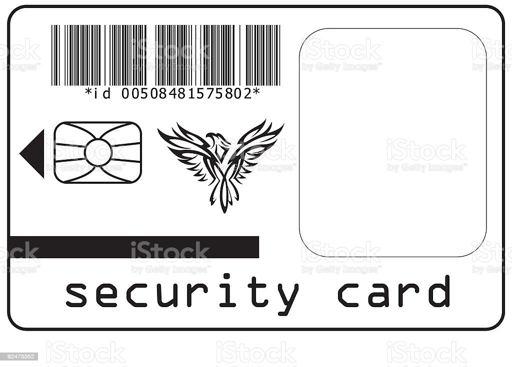 security card royalty-free security card stock vector art & more images of atm